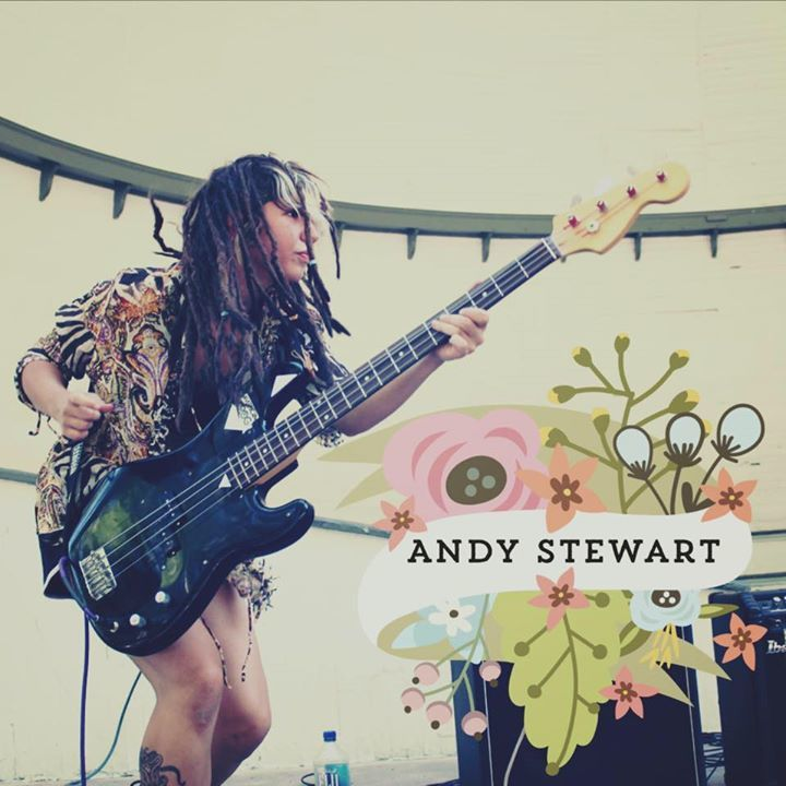 Andy Stewart Tour Dates