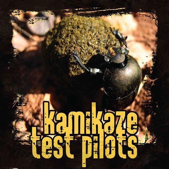 Kamikaze Test Pilots Tour Dates