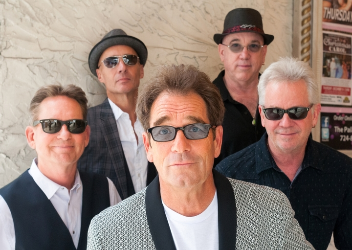 Huey Lewis & The News @ Pacific National Exhibition Fair - Summer Night Concerts - Vancouver, Canada