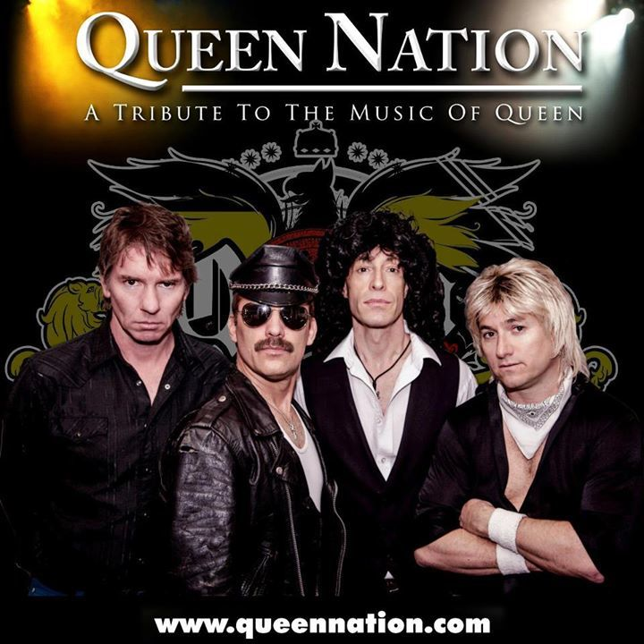 Queen Nation @ The Coach House - San Juan Capistrano, CA