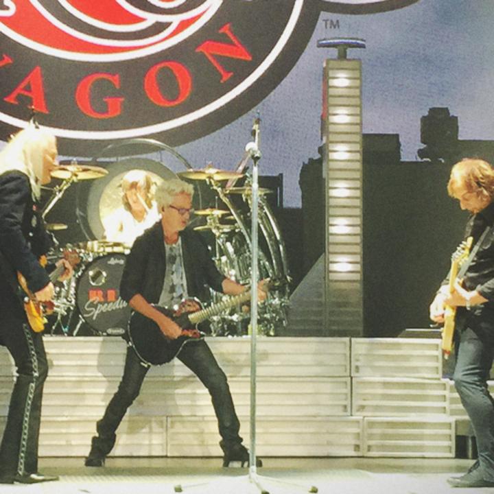 REO Speedwagon @ Orleans Showroom - Las Vegas, NV