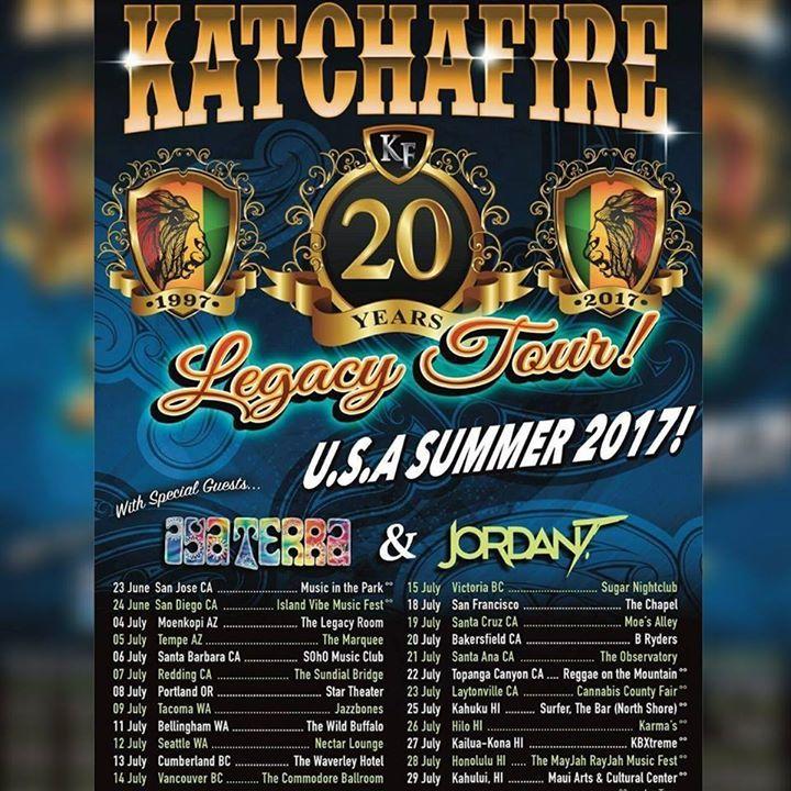 Jordan T Music Tour Dates