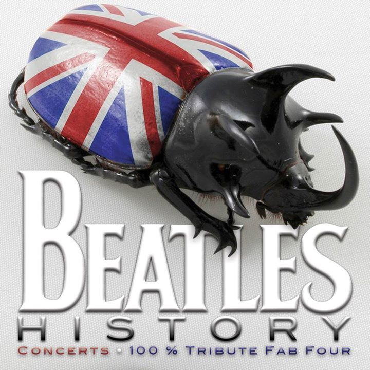 Beatles History Tour Dates