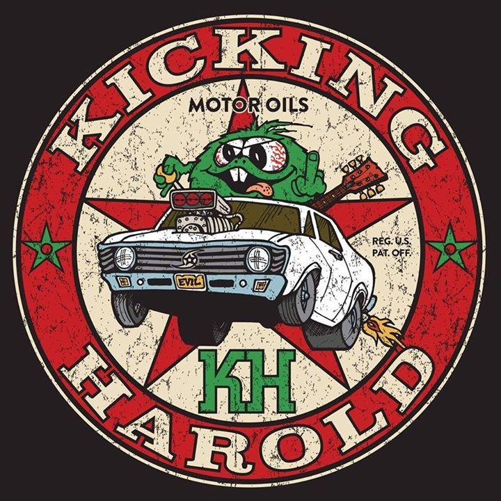 Kicking Harold Tour Dates