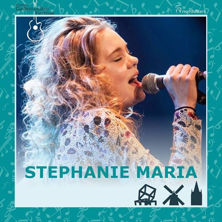 Stephanie Maria Tour Dates
