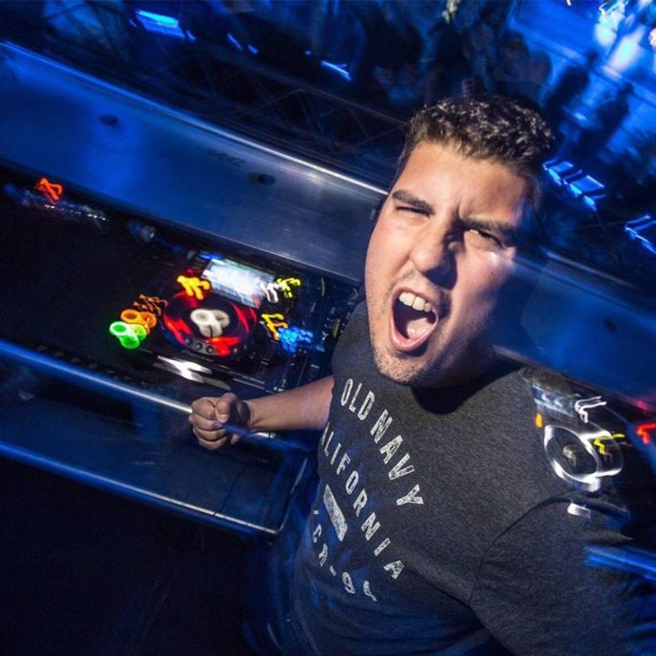 Dj Opsyde @ Mythic club - Fribourg, Switzerland