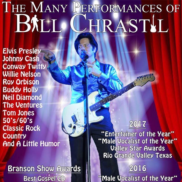 Bill Chrastil Tour Dates
