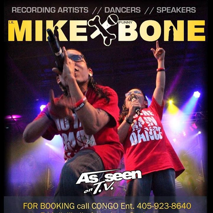 Lil Mike & Funny Bone Tour Dates