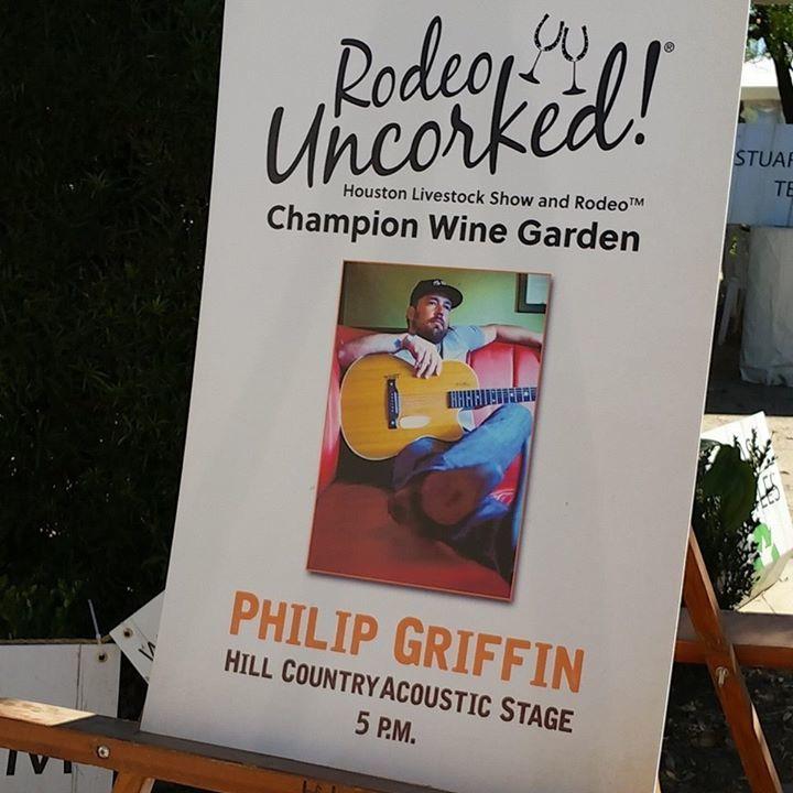 Philip Griffin Tour Dates