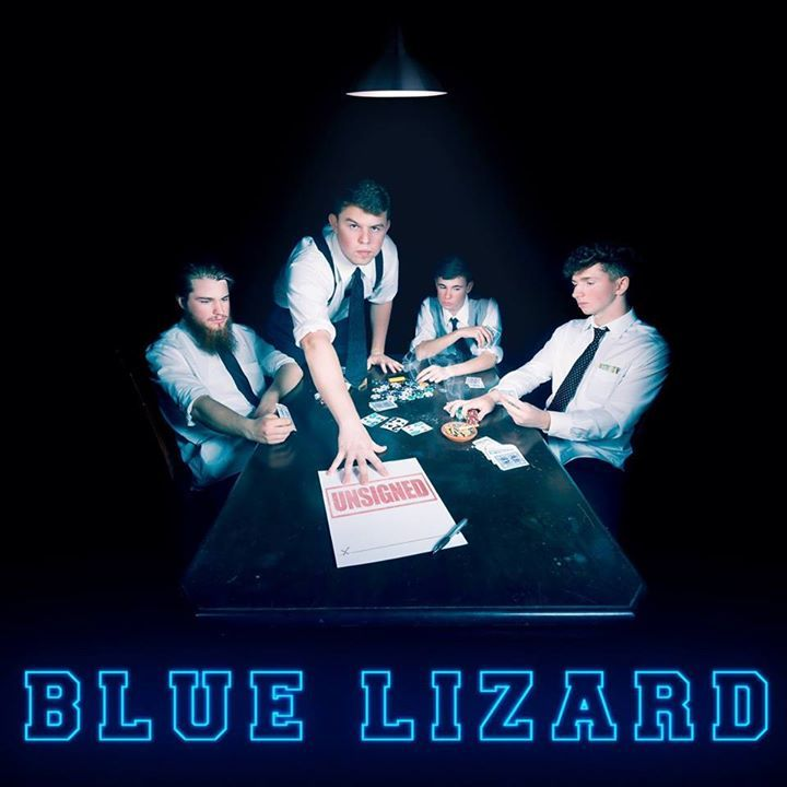 Blue Lizard Tour Dates
