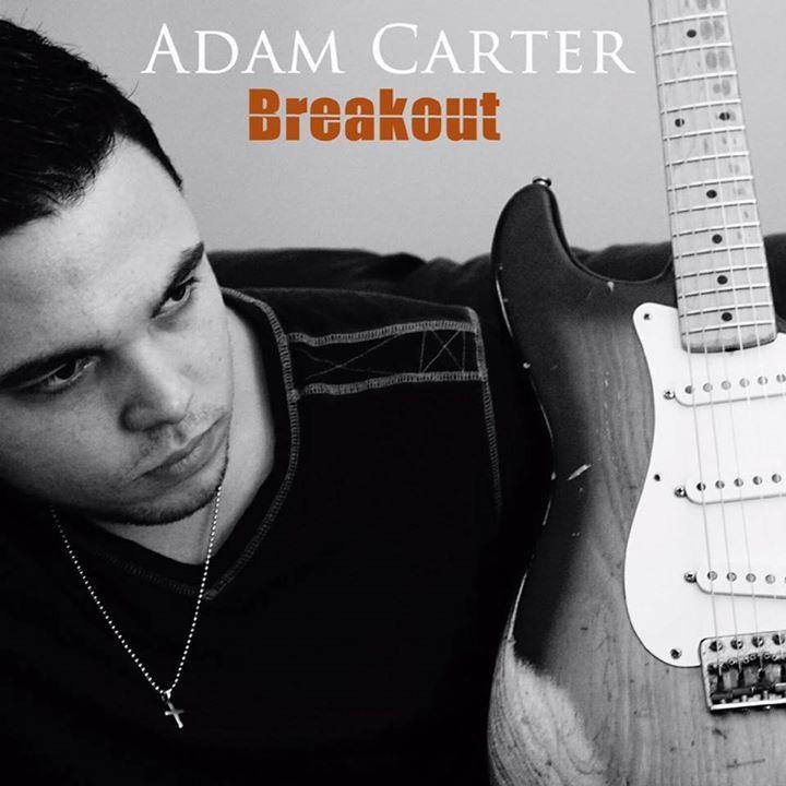 Adam Carter Tour Dates