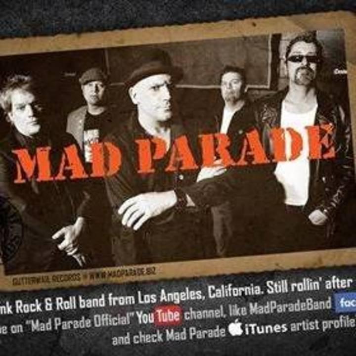 Mad Parade Tour Dates