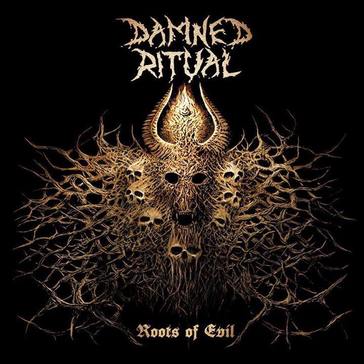 Damned Ritual Tour Dates