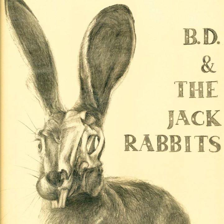 BD & the Jackrabbits Tour Dates