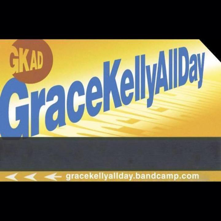 Grace Kelly All Day Tour Dates