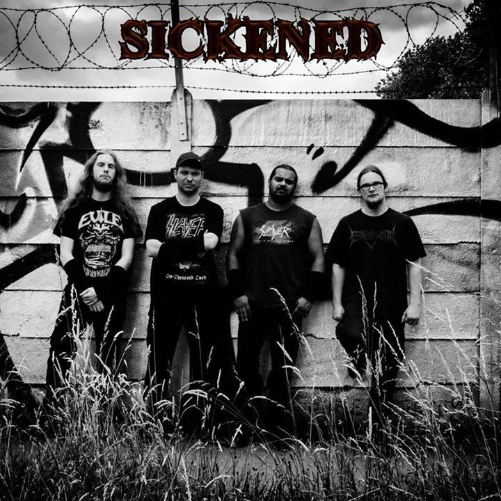 Sickened Tour Dates