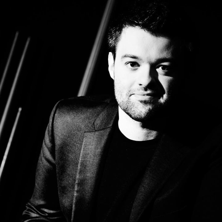 Eamonn McCrystal @ The Lensic - Santa Fe, NM