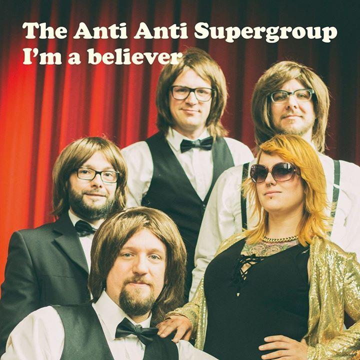 The Anti Anti Supergroup Tour Dates