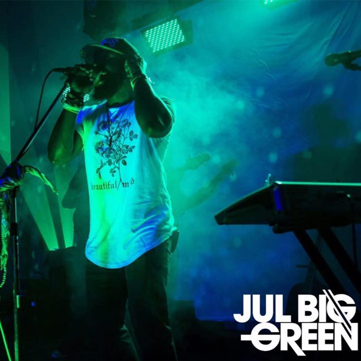 Jul Big Green @ The Grog Shop - Cleveland, OH
