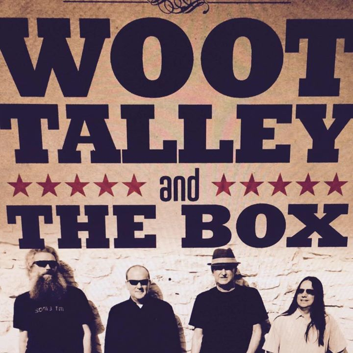 Woot Talley + the Box Tour Dates