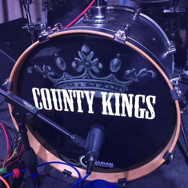 County Kings Tour Dates