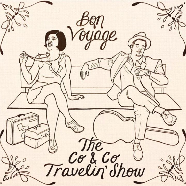 The Co. & Co. Travelin' Show @ Bamboula's - New Orleans, LA