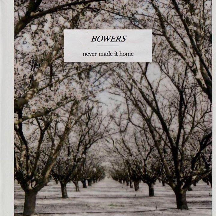 Bowers Tour Dates