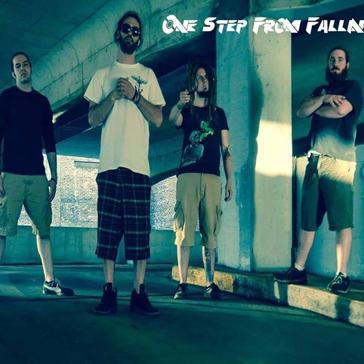 One Step From Falling Tour Dates