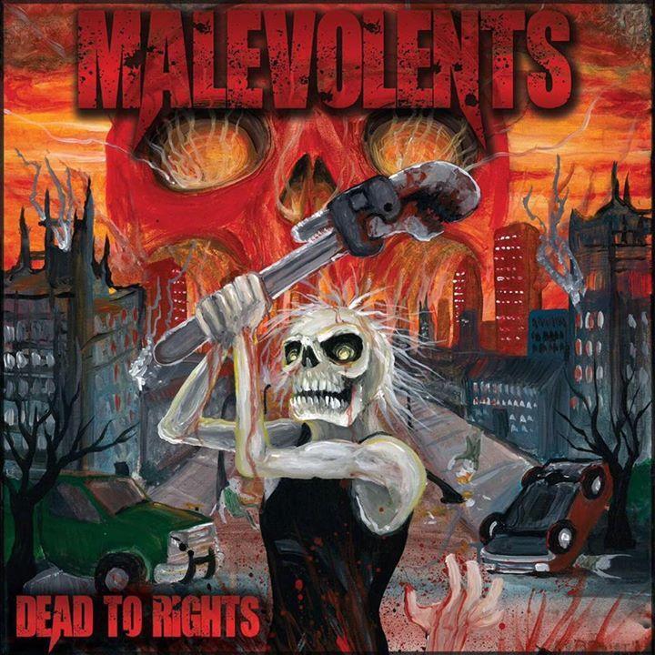 Malevolents Tour Dates