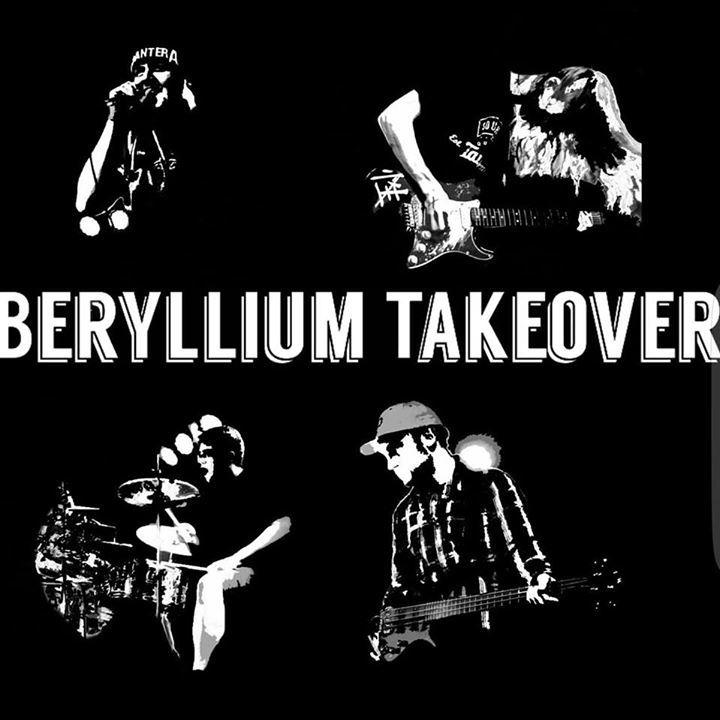 The Beryllium Takeover Tour Dates