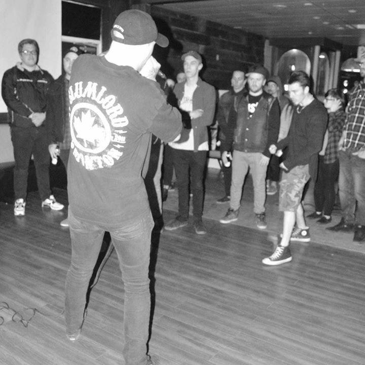 Coffin Dragger Tour Dates