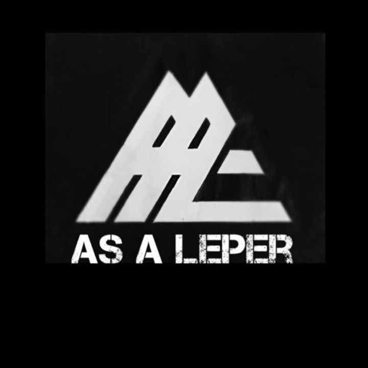 As A Leper Tour Dates
