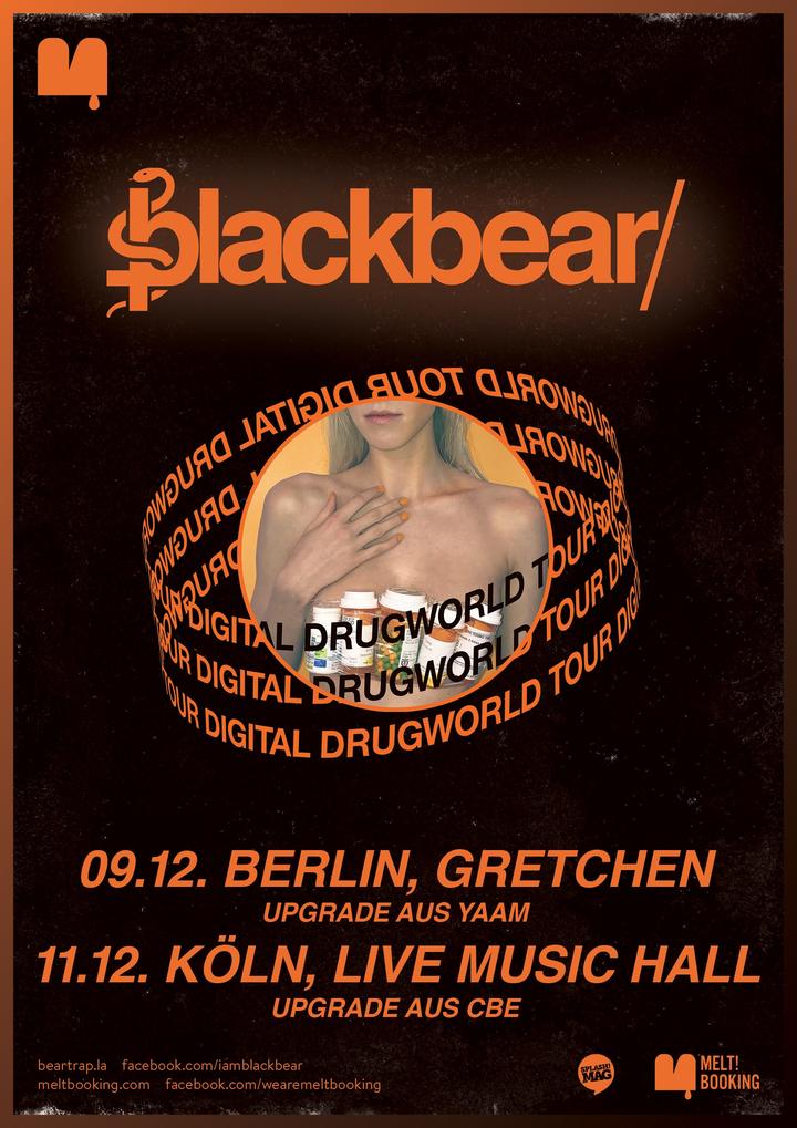 Blackbear @ Gretchen - Berlin, Germany