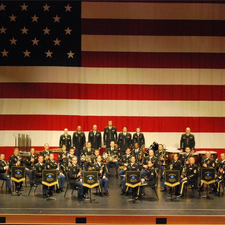 312th Army Band Tour Dates