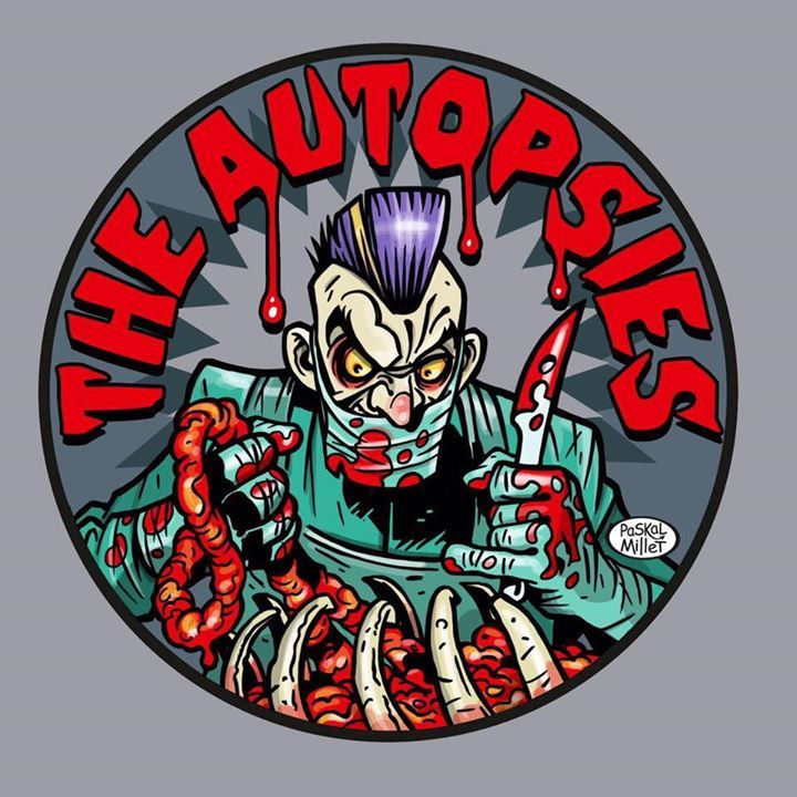 The Autopsies Tour Dates