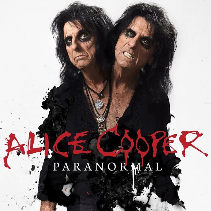 Alice Cooper @ l'Olympia - Paris, France