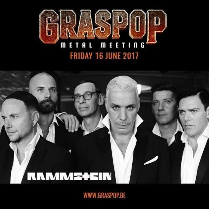 Rammstein LatinAmerica Tour Dates