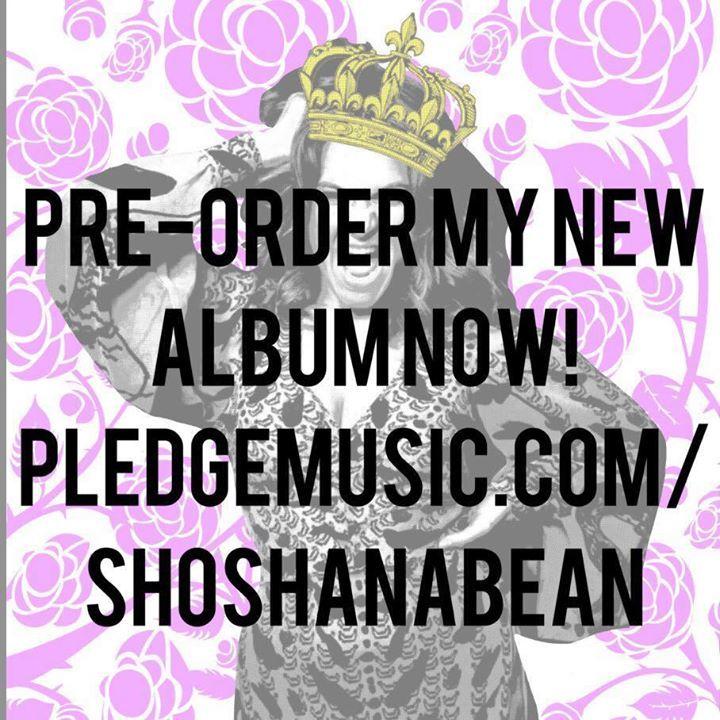 Shoshana Bean Tour Dates