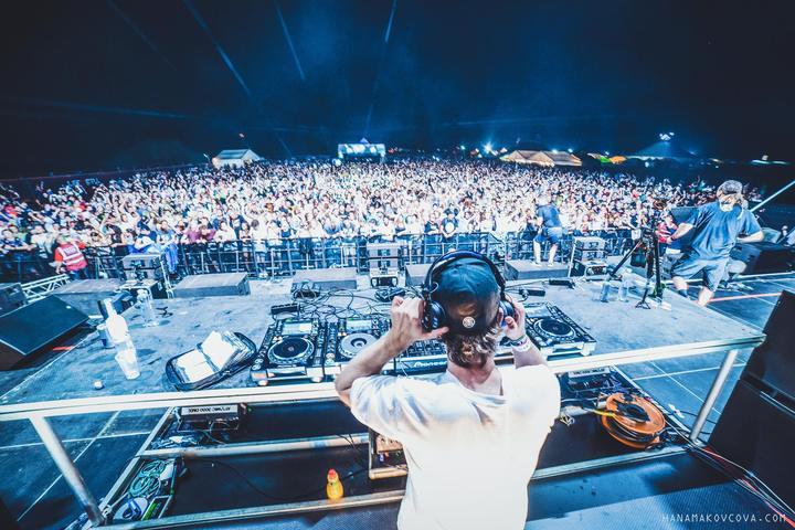MC Fava @ Mysteryland Festival - Vijfhuizen, Netherlands