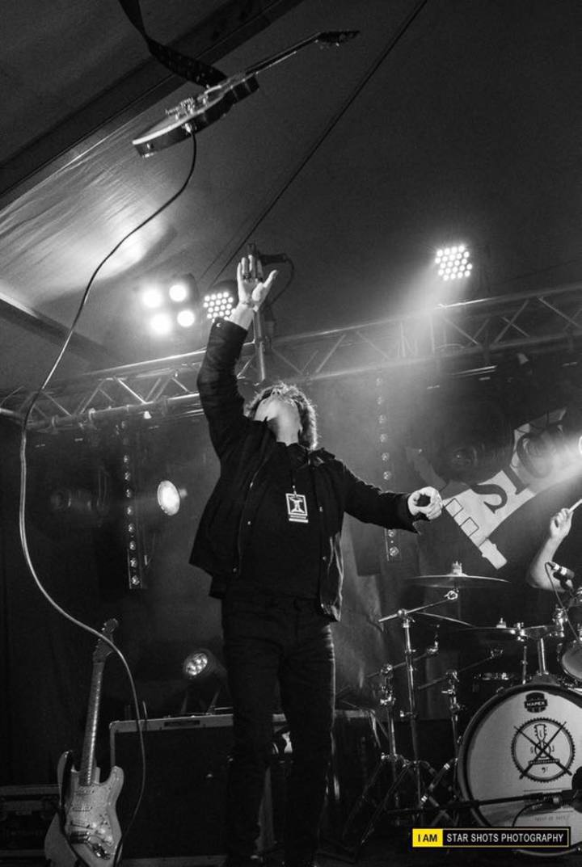 Gerry Jablonski Band @ Nice N Sleazy - Glasgow, United Kingdom