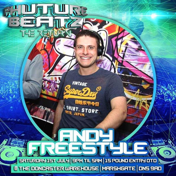 Andy Freestyle Tour Dates