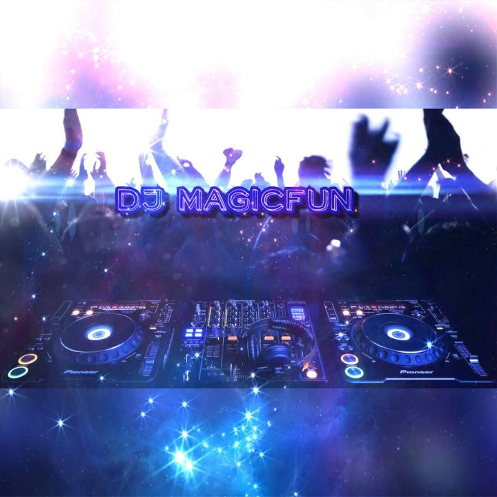 DJ Magicfun @ Studio  - Erkelenz, Germany