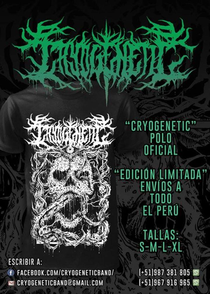 Cryogenetic Tour Dates