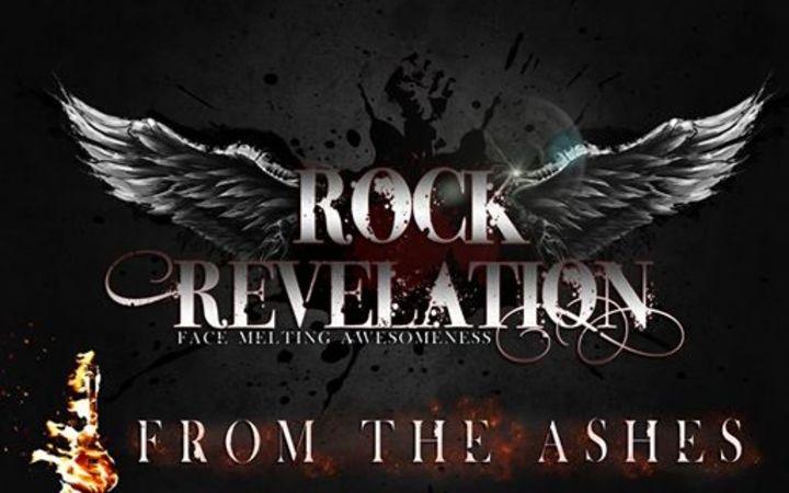 Rock Revelation Fan Page @ Wayfair Employee Appreciation Event - Bangor, ME