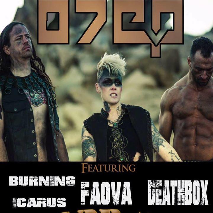 Faova Tour Dates