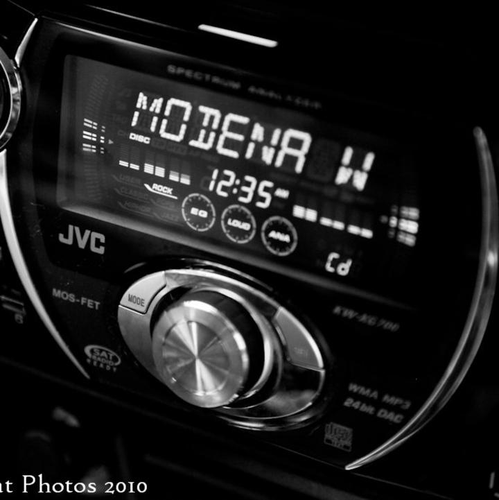 Modena Tour Dates