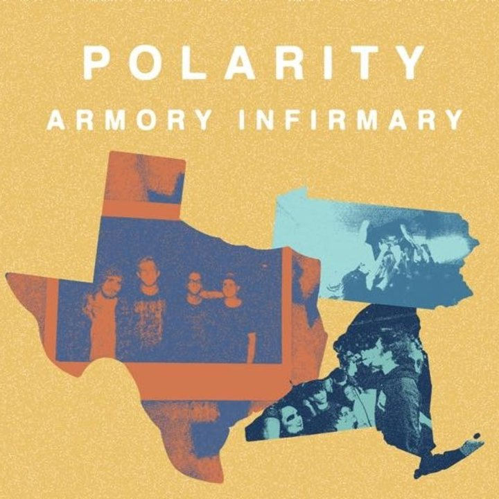 Armory Infirmary Tour Dates