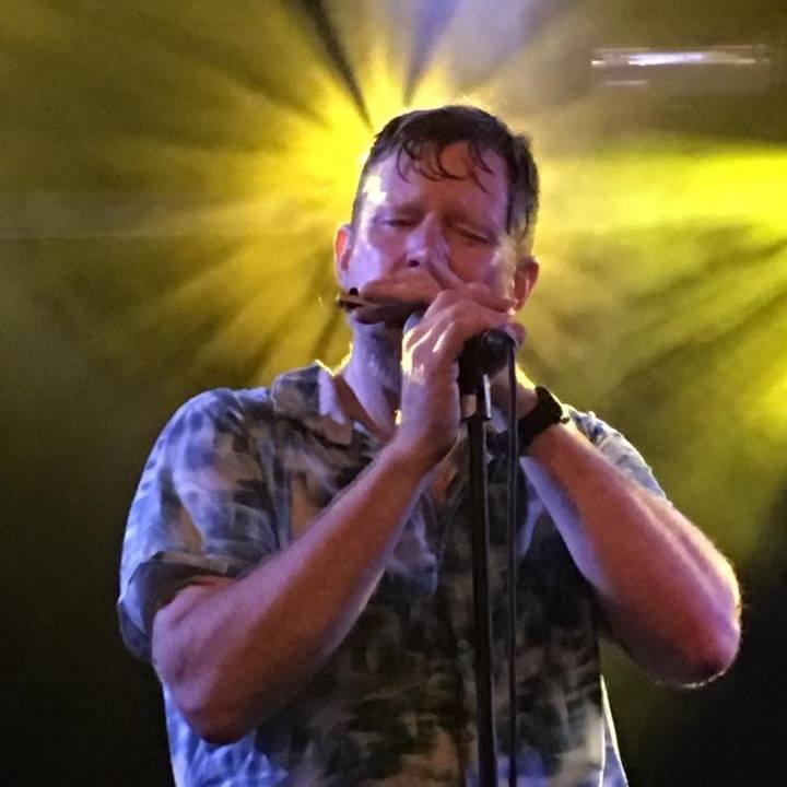 Guy Forsyth Band @ Mucky Duck - Houston, TX