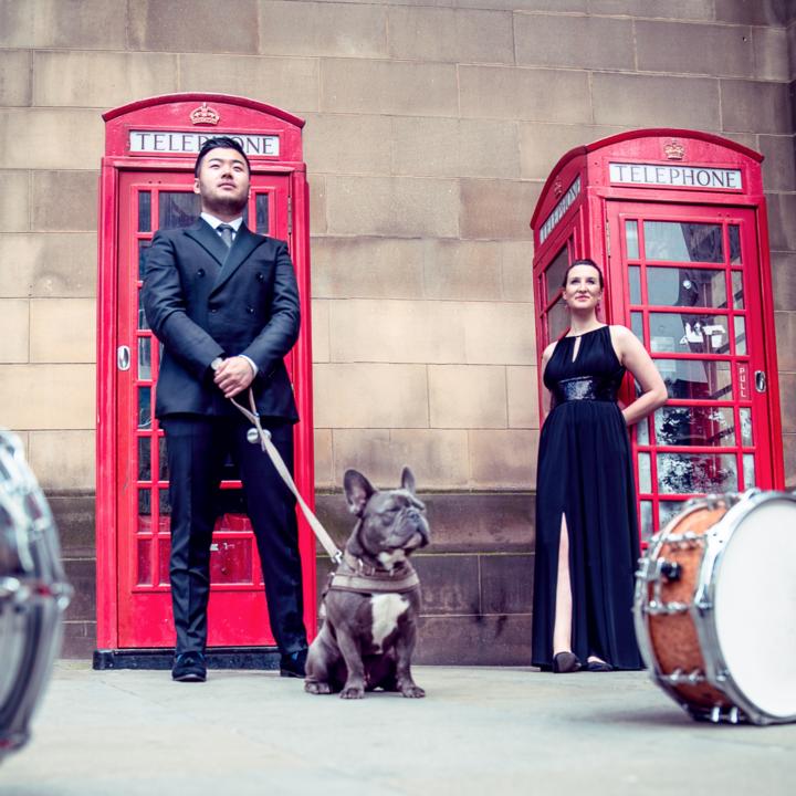 Aurora Percussion Duo @ Stoller Hall - Manchester, United Kingdom