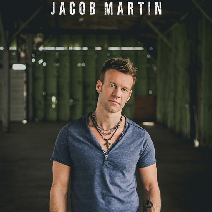 Jacob Martin @ The Buccaneer Music Hall - Greenville, NC